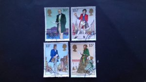 Geat Britain 1979 The 100th Anniversary of the Death of Sir Rowland Hill Used