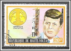 Upper Volta #313 Famous Men & Zodiac CTO NH