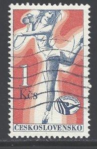 Czechoslovakia Sc # 2318 used (DDT)