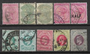 COLLECTION LOT OF #550 NATAL 10 STAMPS 1874+ CLEARANCE (INCLUDING # 51)