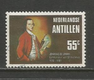 Netherlands Antilles   #387  Used  (1976)  c.v. $0.50