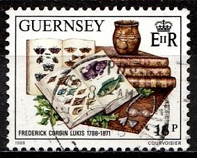 Guernsey 1986 SG. 425 used (10828)
