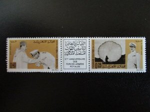 Morocco #144-45 Mint Never Hinged (L7H4) WDWPhilatelic