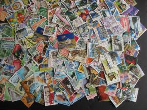 Collection breakup! NEW ZELAND 615 different, up to 2010 some mixed condition