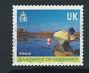 Guernsey SG 910  VFU