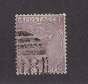 GB Scott # 45 F-VF used neat cancel with nice color cv $ 100 ! see pic !