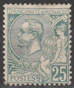 Monaco #20 Fine Unused CV $275.00 (B13283)