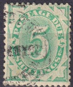 Australia #J20 F-VF Used CV $57.50  (SU7596)