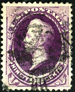 U.S. #218 Used