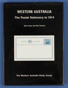 AUSTRALIA - Western Australia. The Postal Stationery to 1914 by Pope & Thomas