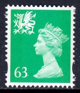 Great Britain (Wales & Monmouthshire) - Scott #WMMH92 - MNH - SCV $5.00