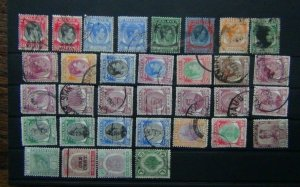 Singapore 1948 $2 Penang values to $1 Selangor values to $2 MM or Used