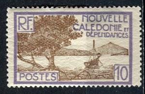 New Caledonia; 1928: Sc. # 140: */MH Single Stamp