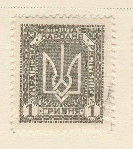 A6P6F28 Ucrania Ukraine 1920 unissued 1g mh*