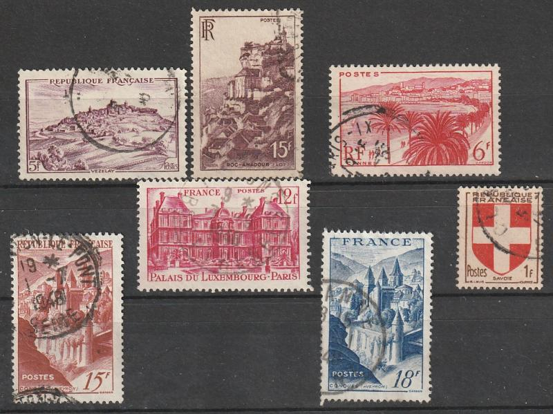 #568,570,573,590,591,593,618 France Used