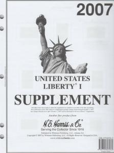 Harris 2007 Liberty I & II Supplement
