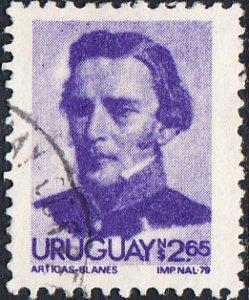 Uruguay #961   Used