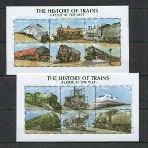 KS GAMBIA TRANSPORT THE HISTORY OF TRAINS A LOOK AT THE PAST 2KB FIX