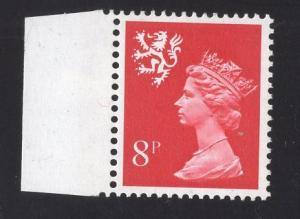 Great Britain Scotland  #SMH10  8 p   MNH Q E II   Machin