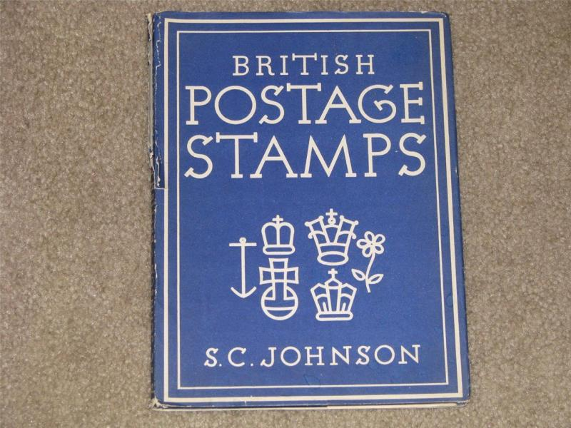British Postage Stamps by S.C. Johnson, 1934