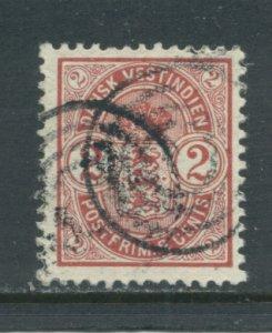 Danish West Indies 29 Used