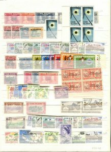 COOK ISLANDS; Useful early 1930s-50s Accumulation fine Mint & used LOT
