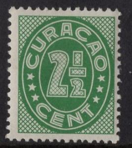 Netherlands Antilles  #130   Curacao 1936   MH  2 1/2c
