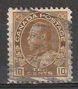 #118 Canada Used Admiral