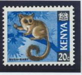 Kenya  SG 23a  Mint Never Hinged Glazed Ordinary Paper PVA Gum see details