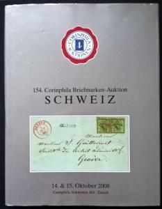 Auction catalogue SCHWEIZ Classic Rare Switzerland