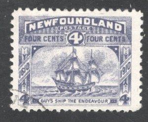 NEWFOUNDLAND #90 VF,  Used CV 14.00   ...   4350055