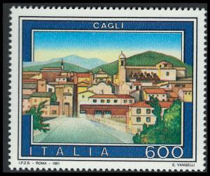 Italy Scott 1833! Cities! MNH!