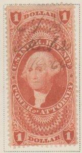 U.S. Scott #R75a-R75c Revenue Stamps - Used Set of 2
