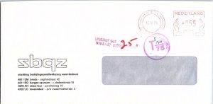Netherlands, Postage Due