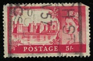 1959-1968, Castles, Great Britain, 5Sh (RT-399)