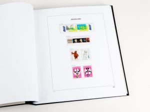 DAVO Luxe Hingless Album Netherlands VII 2015-2018