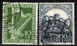 Germany #9NB4-5 F-VF Used CV $40.00  (X7000)