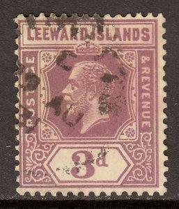 Leeward Islands - Scott #72 - Used - SCV $6.75