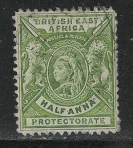 British East Africa Scott # 72, used