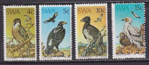 SWA (1975) #373-6 MNH; offered at very low price, see description