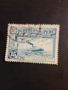 ^Peru #C18                  Used