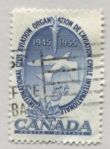 CANADA 354   Used