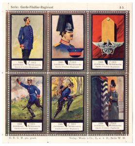 (I.B) Germany Cinderella : Army 25th Anniversary (Fusilier Guards)