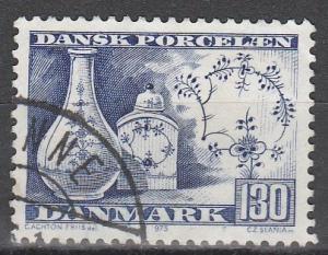 Denmark #569  F-VF Used   (V2822)