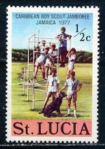 Saint Lucia #419 Single MNH