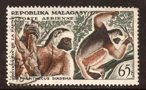Malagasy  Republic  #  C - 67  used