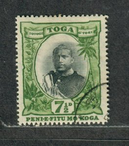 Tonga Sc#47 Used/VF, Cv. $26