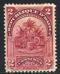 Haiti 1899 Scott# 55 Used
