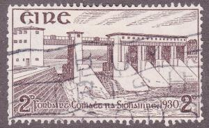 Ireland 83 USED 1930 Shannon River Hydro Dam