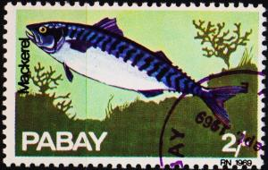 Great Britain(Pabay). 1969 2s Fine Used